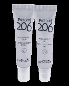 Protocol 206 Sistema Labbra - Crema & Gel