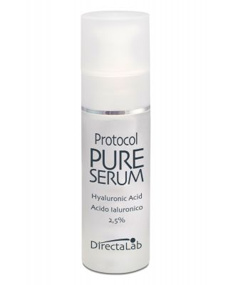 Protocol Pure Serum Acido Ialuronico 2,5%