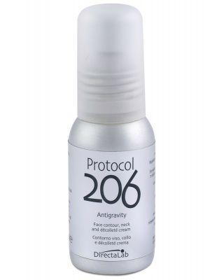 Protocol 206 Anti-Gravità - Contorno viso, collo e décolleté crema