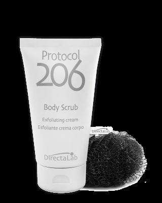 Protocol 206 Body scrub - Trattamento esfoliante Corpo