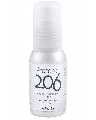 Protocol 206 Anti-età Idratante crema