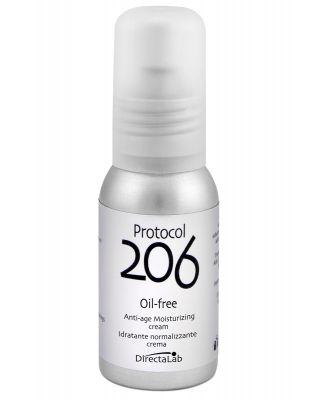 Protocol 206 Oil-free Idratante - normalizzante crema