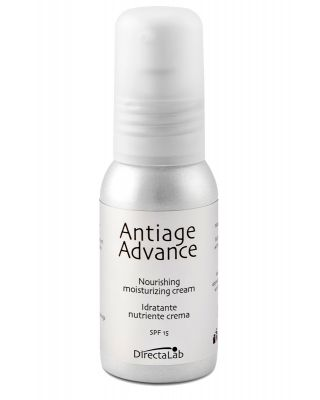 Antiage Advance - Idratante nutriente crema SPF 15