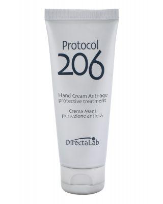 Protocol 206 Crema Mani - Protezione anti-età