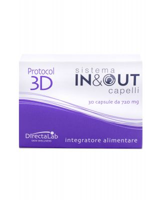 Protocol 3D Sistema IN&OUT Capelli