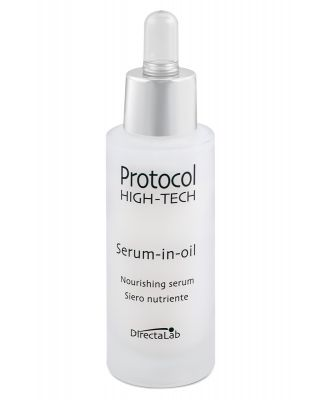 Protocol HIGH-TECH Serum-in-oil - Siero nutriente