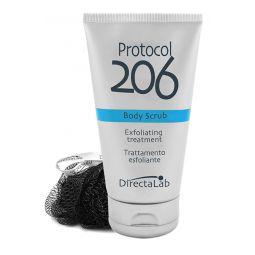 Protocol 206 Body scrub - Trattamento esfoliante
