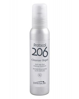 Protocol 206 Cleanser bigel - Struccante occhi delicato