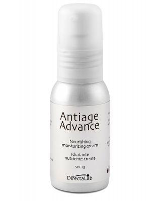 Antiage Advance - Idratante nutriente crema SPF 15