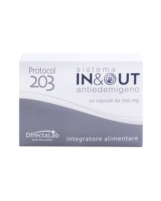 Protocol 203 Sistema IN&OUT Antiedemigeno