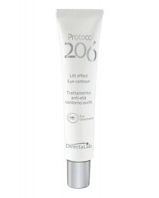 Protocol 206 Lift effect Eye contour