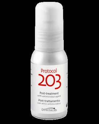 Protocol 203 Post-trattamento - con attivi antimicrobici