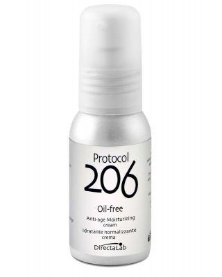 Protocol 206 Oil-free Idratante normalizzante crema