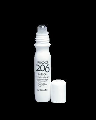Protocol 206 Roll-on - Gel Rivitalizzante contorno occhi