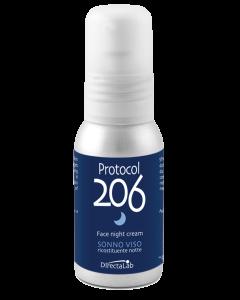Protocol 206 Sonno viso - Ricostituente notte